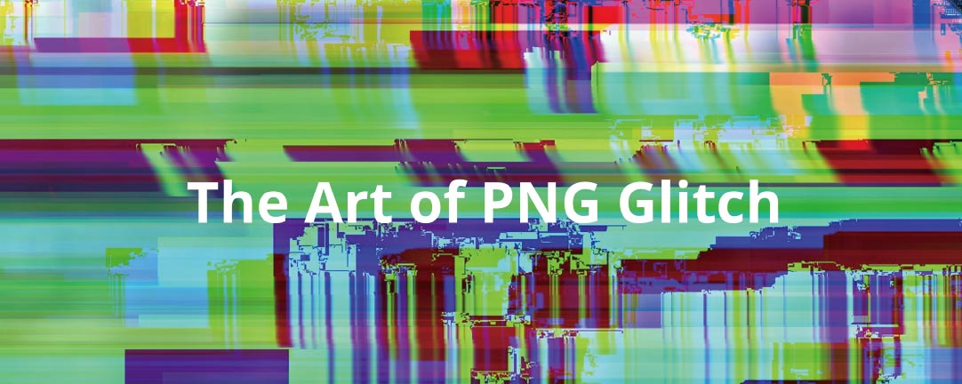 The Art of PNG Glitch